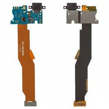 Нижняя плата Xiaomi Mi5 с разъемом зарядки, микрофоном