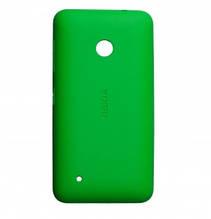 Задняя крышка Microsoft (Nokia) Lumia 530 (RM-1017RM-1019) зеленая