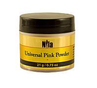 Nila Пудра акриловая камуфлирующая Bright Pink 21 г.