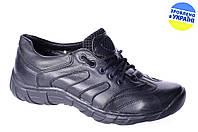Мужские туфли спорт mida 3154ч весенние