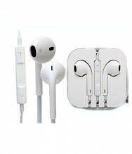 Гарнитура Apple EarPods with Remote and Mic (MD827) High copy