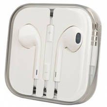 Гарнитура Apple EarPods with Remote and Mic (MD827) Оригинал