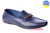 Мужские туфли мокасин intershoes 13l319 летние , фото 1