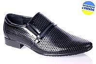Мужские туфли классика intershoes 13l365 летние , фото 1