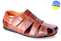 Мужские туфли сандалии intershoes 13l381 летние , фото 1