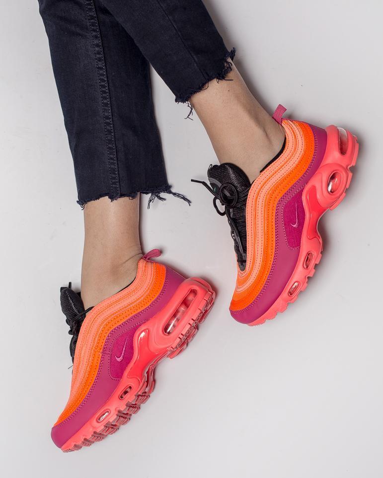 Кроссовки женские в стиле Nike Air Max 97