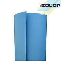 Цветной IZOLON PRO 3002, 2 мм, 1,5 м синий