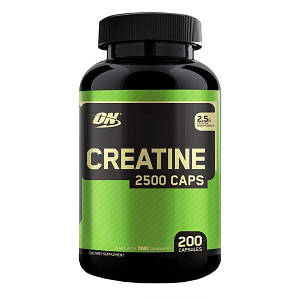 Креатин Optimum Creatine 2500, 200 капсул