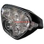 Фара на велосипед 5 LED, фото 3