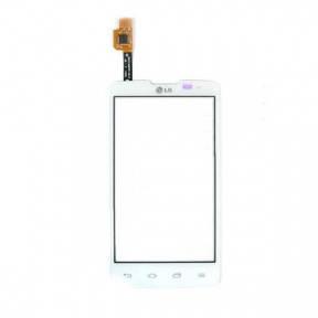 Сенсор (тачскрин) LG X135 Optimus L60 Dual белый Оригинал Китай, фото 2