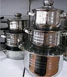 Набор посуды Rainberg RB-601 из 12 предметов, фото 2