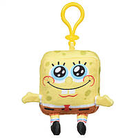 Игрушка-брелок Mini Сlip Plush SpongeBob (Губка Боб), 10 см, «SpongeBob Squarepants» (EU690400-2), фото 1