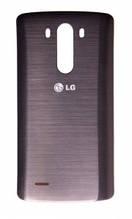 Задняя крышка LG G3 D855 черная