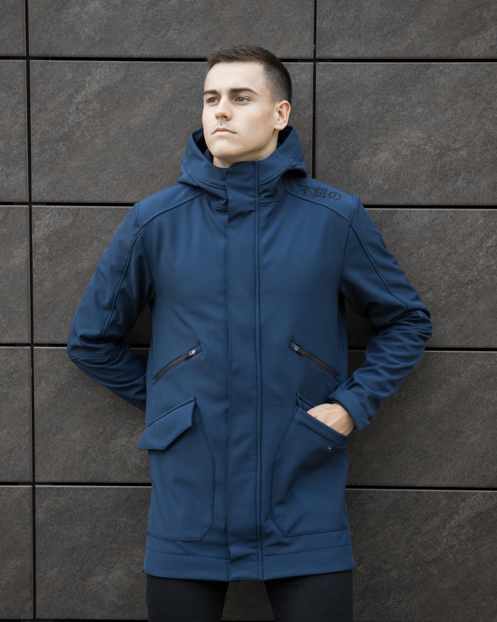 "Куртка мужская Pobedov Soft Shell Jacket ""Japan"""