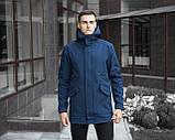 "Куртка мужская Pobedov Soft Shell Jacket ""Japan"", фото 6"