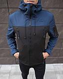 Чоловіча куртка Pobedov Soft Shell Jacket(Софшелл), фото 2