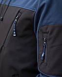 Чоловіча куртка Pobedov Soft Shell Jacket(Софшелл), фото 3