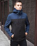 Чоловіча куртка Pobedov Soft Shell Jacket(Софшелл), фото 4