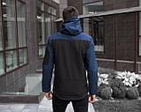 Чоловіча куртка Pobedov Soft Shell Jacket(Софшелл), фото 6
