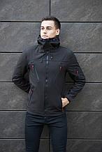 Чоловіча куртка Pobedov Soft Shell Jacket (Софт Шелл)