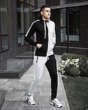 "Спортивный костюм Pobedov ""Segmentation"" Black-Grey, S, фото 2"