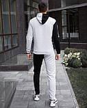 "Спортивный костюм Pobedov ""Segmentation"" Black-Grey, S, фото 4"