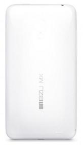 Задняя крышка Meizu MX2 белая