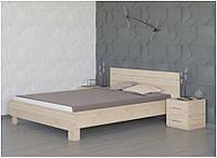 Кровать с матрасом двуспальная 160х200. Крепкий матрас