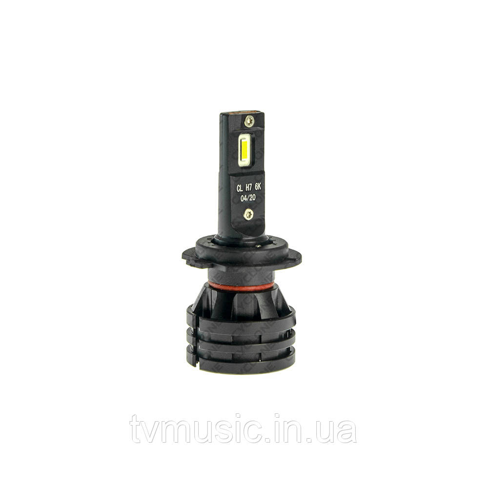 LED лампа CYCLONE H7 6000K 5100Lm 24V CR type 27