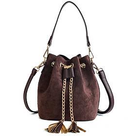 Ультрамодна жіноча сумочка мішечок YA-4