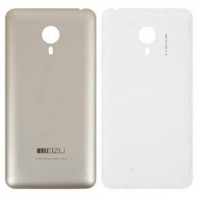Задняя крышка Meizu MX4 Pro 5.5 золотистая, фото 2