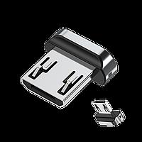 Овальный коннектор Miсro USB для магнитного кабеля с передачей данных TOPK AM61