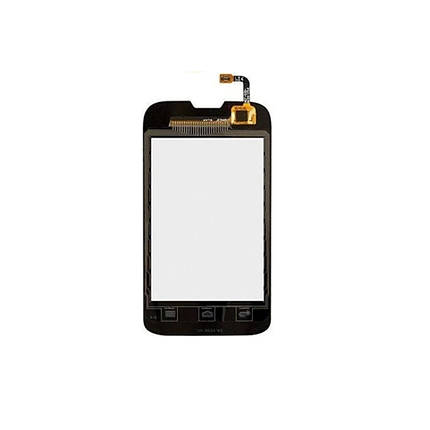 Сенсор (тачскрин) Huawei Ascend Y210D, U8685 Ascend Y210 черный, фото 2
