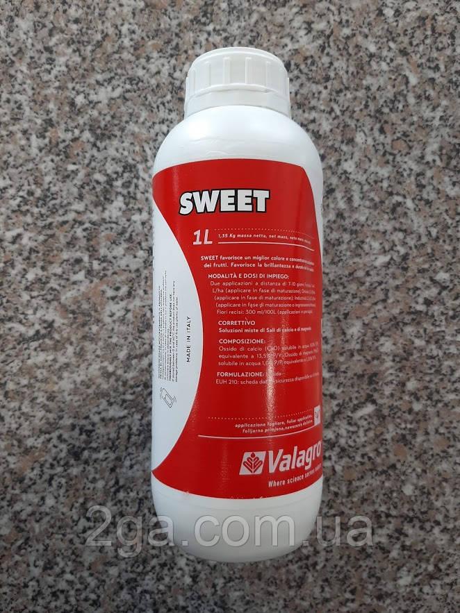 Свит / Sweet - стимулятор роста растений, Valagro. 1 л