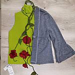 Американка  жилет вязаный, 44,46. Салатовый., фото 4