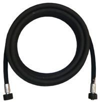 Шланг высокого давления 22x1.5К/22x1.5К, тип рукава DN8, длина 15м. 360Бар.