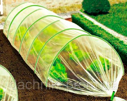 Парник из агроволокна Agreen 8 метров 50 г/м.кв., фото 2