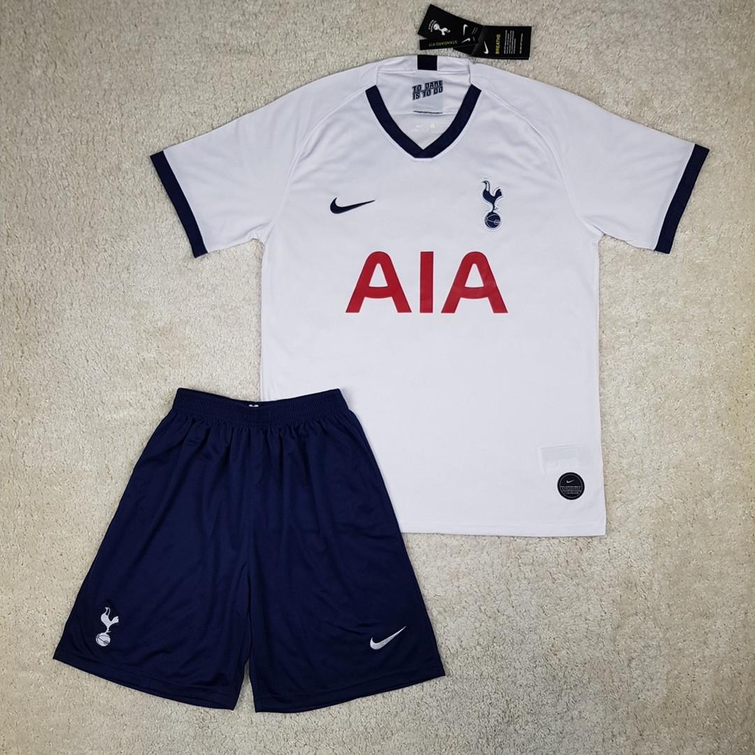 Детская футбольная форма  Тоттенхэм/Tottenham ( Англия, Премьер Лига ), домашняя, сезон 2019-2020