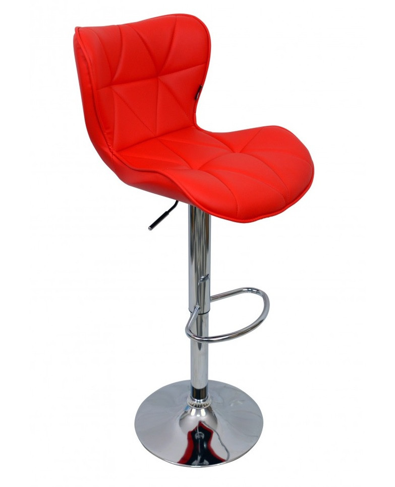 Барный стул Hoker Bonro 509. Цвет красный.