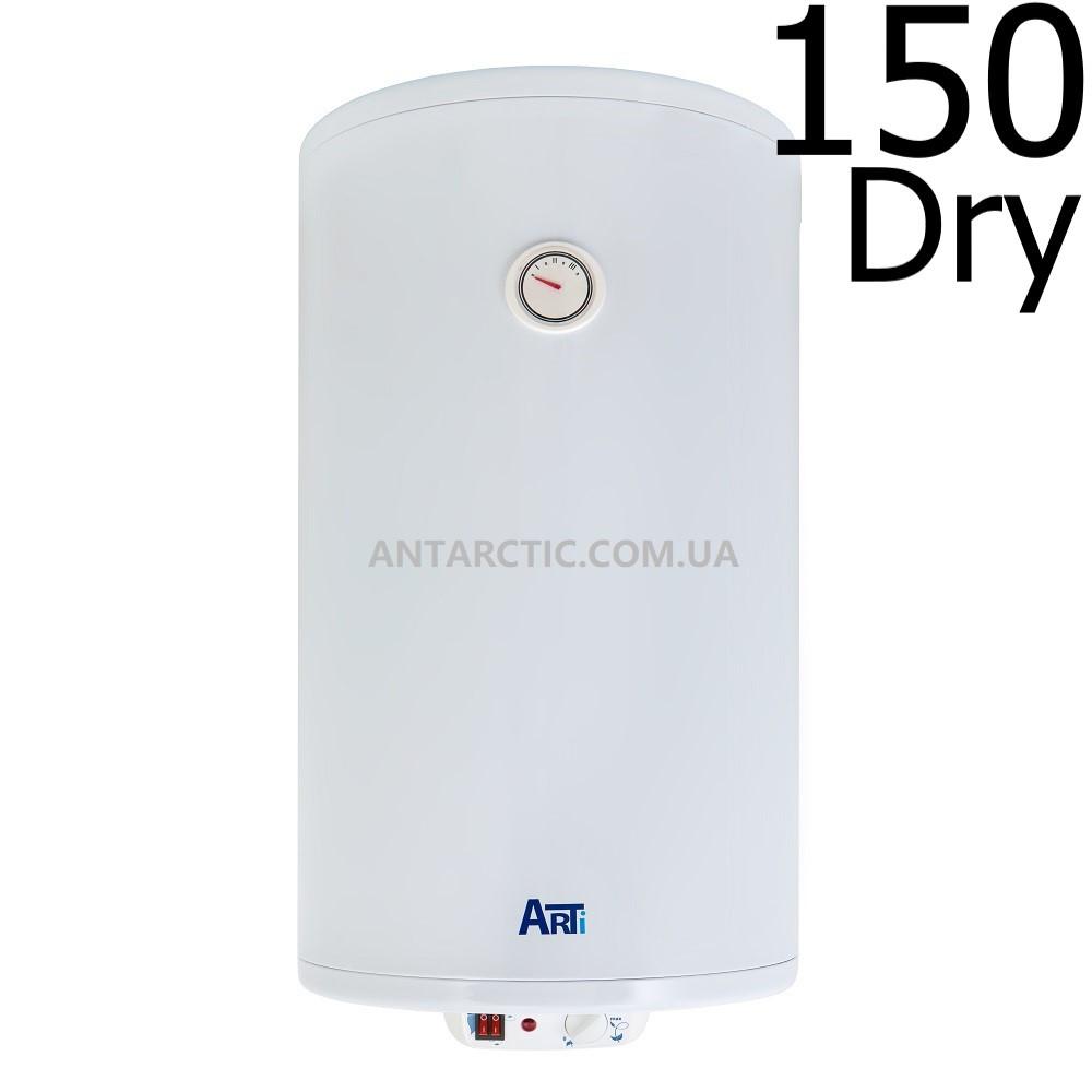 Бойлер, водонагрівач ARTI WHV DRY 150L/2 з сухим теном, 150 літрів, л, електричний накопичувальний