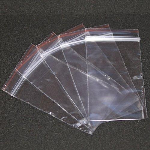Пакеты 70*100 со струнным замком (zip-lock) - 1 уп (100 шт)
