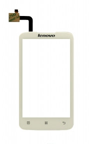 Сенсор (тачскрин) Lenovo A316i белый