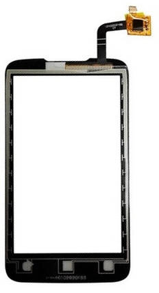 Сенсор (тачскрин) Lenovo A316i белый, фото 2