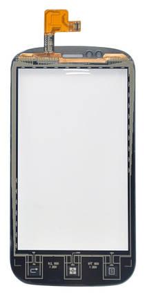 Сенсор (тачскрин) Lenovo A780 черный, фото 2