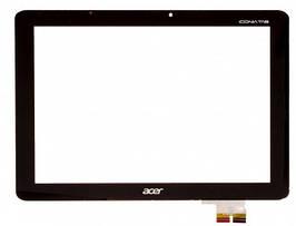 Сенсор (тачскрин) Acer A510 Iconia Tab, A511 Iconia Tab, A700 Iconia Tab, A701 Iconia Tab черный