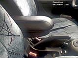 Подлокотник Armcik S1 со сдвижной крышкой для Chevrolet Cruze 2009+, фото 10
