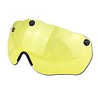 Сменные линзы (визор) для шлема GUB K80 PLUS, поликарбонат устойчивый к царапинам, фото 3