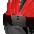 Сменные линзы (визор) для шлема GUB K80 PLUS, поликарбонат устойчивый к царапинам, фото 5