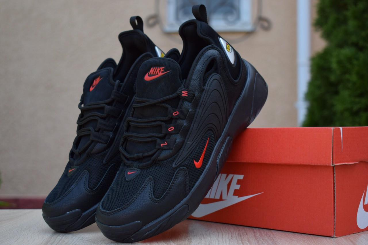 Кроссовки мужские Nike Zoom 2K (черные)