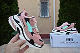Кросівки Balenciaga Triple S (весна/осінь, жіночі, текстиль), фото 4